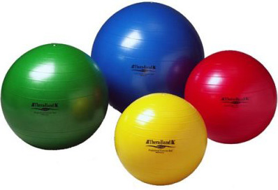 Lil Tip: Exercise Ball