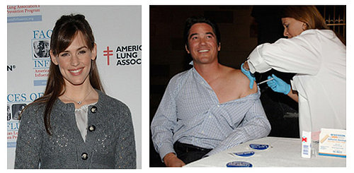 Jennifer Garner Helps to Kick Off Faces of Influenza Campaign