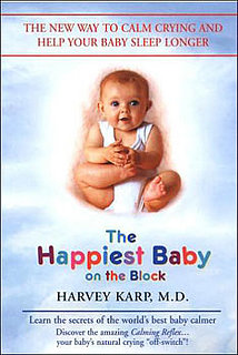 Baby Bump: The Happiest Baby on the Block