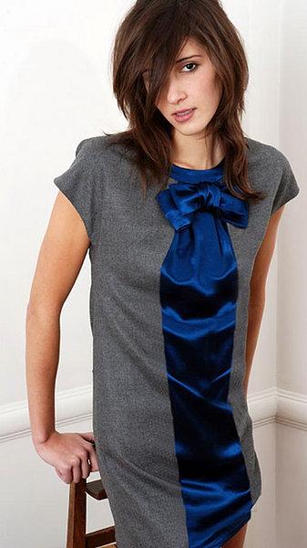 Myth And Ritual Tuxedo Dress & Blouse Shirt at Beklina :::: ::