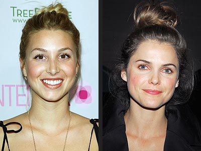 LOVE IT OR HATE IT: MESSY TOPKNOT
