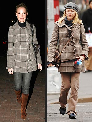 WHO WORE IT BEST: KATHERINE HEIGL OR NAOMI WATTS