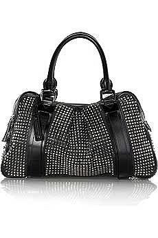 Burberry Prorsum Knight studded bag - NET-A-PORTER.COM