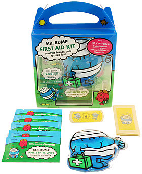 Mr. Bump First Aid Kit