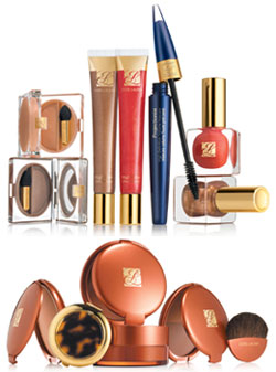 Estee Lauder's New Bronze Collection is Heavenly