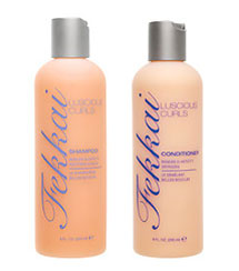Fab Shampoos and Conditioners for Curly Hair