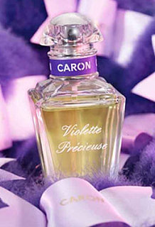 Caron's Violette Precieuse Is A Symbol of True Love