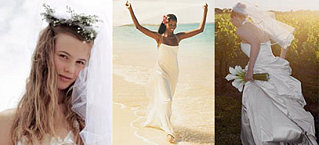Bridal Beauty Looks, Part II: The Natural Bride