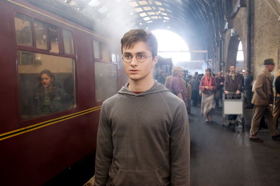 First Look: New Harry Potter Trailer and Photos