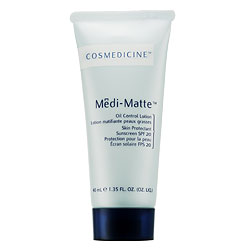 Giveaway of the Day! Cosmedicine Medi-Matte Oil Control Lotion SPF 20