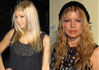 What Look Do You Like on Fergie?