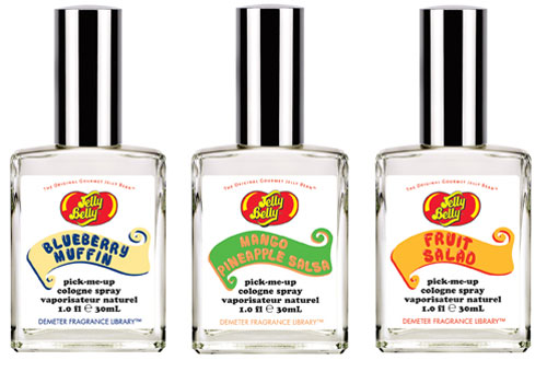 Jelly Belly's Scents for Sweet Tooths