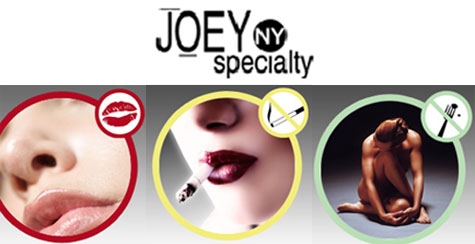 Bellissima! Joey New York Specialty Curb the Urges Lip Collection