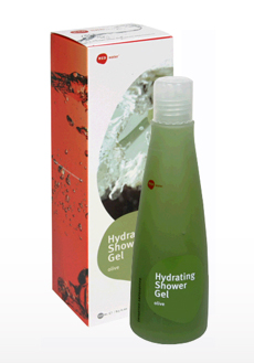 Doing Drugstore: Red Water Hydrating Shower Gel with Olive