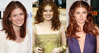 How Do You Prefer Debra Messing's Hair?