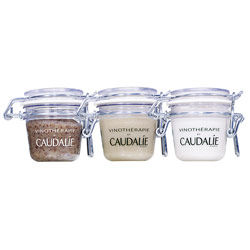Saturday Giveaway! Caudalie Scrub Trio