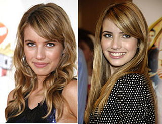 Do You Like Emma Roberts' Hair Wavy or Straight?