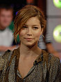 Love It or Hate It? Jessica Biel's Casual Up-Do