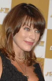 Love It or Hate It? Milla Jovovich's Bang-Up Hairdo