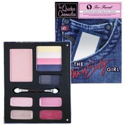 Wednesday Giveaway! Too Faced The Quickie Chronicles: The Miss Sixty Girl