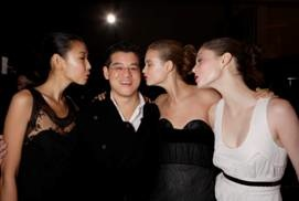 P.S. Kiss: Behind-the-Scenes Video from Peter Som