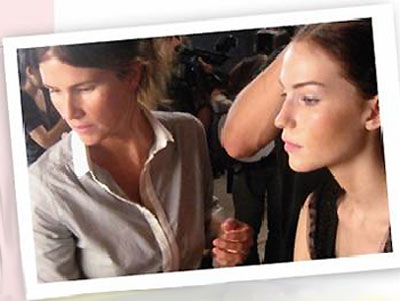 Backstage Beauty: Thakoon