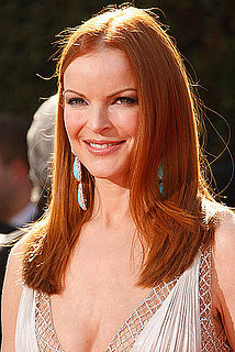 Love It or Hate It? Marcia Cross's Emmy Awards Look