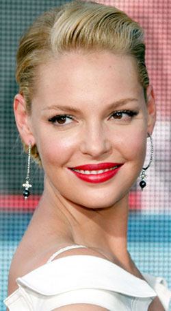 How-To:  Katherine Heigl's Emmy Awards Makeup Look