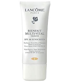 Product Review: Lancôme Bienfait Multi-Vital Teinté