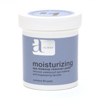 Doing Drugstore: Almay Moisturizing Eye Makeup Remover Pads