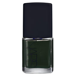 Trend Alert: Deep Green Nails