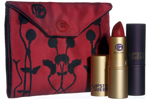 Lipstick Queen's Holiday 2007 Poppy Mini Purse