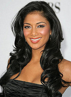 Love It or Hate It? Nicole Scherzinger's Glitter Winged Eyeliner