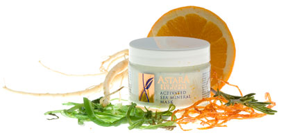 Product Review: Astara Activated Sea Mineral Mask