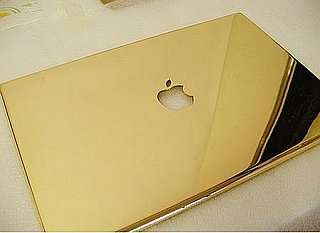 Tech News - Gold-plated Macbook Pro Project