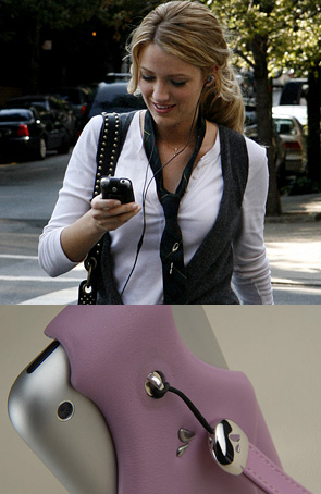 Get Serena van der Woodsen's iPhone Case