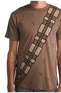 Geek Apparel: Star Wars Tee Shirts