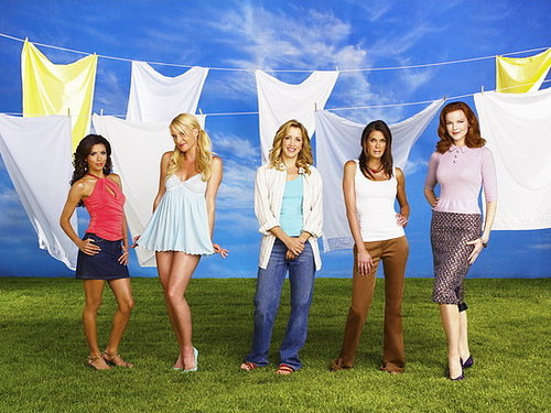 Favorite Desperate Housewives cast photo?