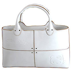Hello Kitty Handbag Embossed