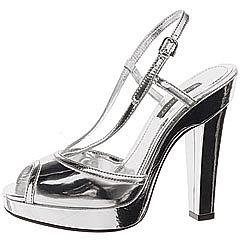 Burberry Metallic Shoe