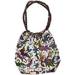 Elm - White Handbag by Treesje