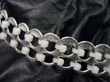 Upcycle Design, Aluminum Tab Bracelet