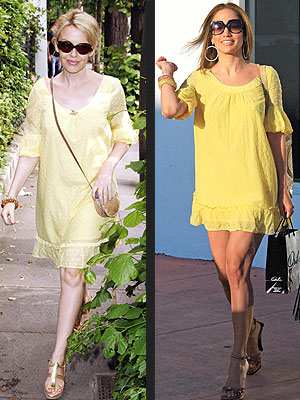 Who wore this better- Kylie Minogue or Jennifer Lopez??