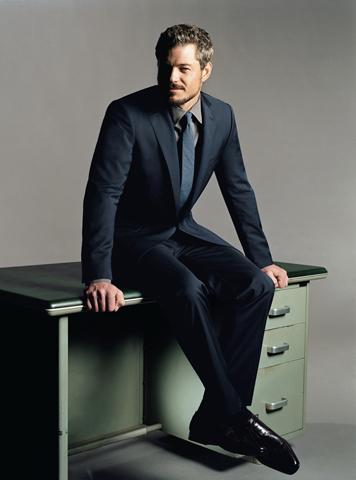 Eric Dane in a suit!