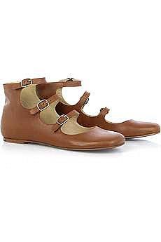 Chloe Triple Strap Shoes