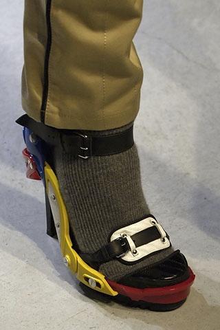 GoTeam! - Balenciaga shoes...