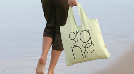 """What do you think of these """"green"""" bags?"""