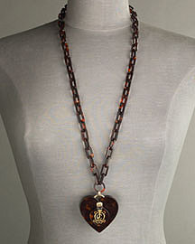 Juicy Couture Tortoise Necklace