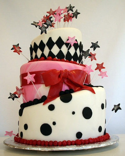 Picture's of cakes!