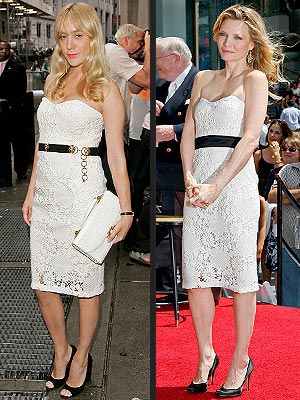 Who Wore It Best, Chloe Sevigny Or Michelle Pfeiffer?